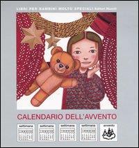 Calendario dell'Avvento / illustrazioni di Orietta Brombin