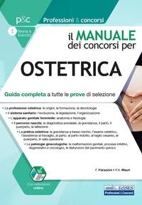 Il manuale dei concorsi per ostetrica