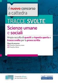 Scienze umane e sociali