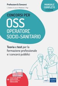 Concorsi per OSS operatore socio-sanitario