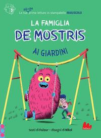 La famiglia De Mostris ai giardini