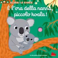 È l'ora della nanna, piccolo koala!