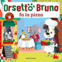 Orsetto Bruno fa la pizza