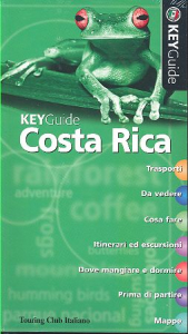 Costa Rica / Touring club italiano