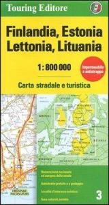Finlandia, Estonia, Lettonia, Lituania