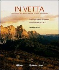 In vetta : le montagne del Trentino orientale: racconto di un viaggio / Massimo Falqui Massidda ; prefazione di Erri De Luca