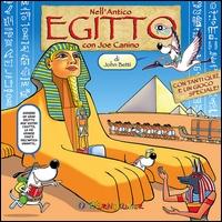 Nell'antico Egitto con Joe Canino
