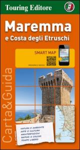 Maremma e Costa degli etruschi : carta & guida / [Touring]