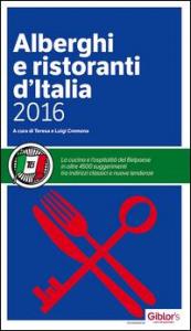 Alberghi e ristoranti d'Italia [2016]