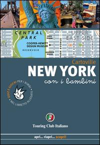 New York con i bambini / Touring club italiano