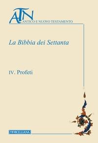 IV: Profeti