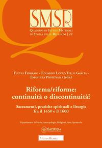 Riforma/riforme