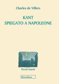 Kant spiegato a Napoleone