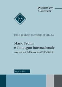 Mario Pedini e l'impegno internazionale
