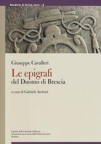 Le epigrafi del Duomo di Brescia