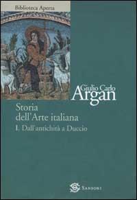 1: Dall'antichità a Duccio