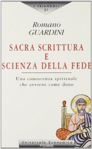 Sacra Scrittura e scienza delle fede