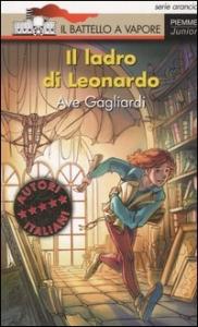 Il ladro di Leonardo / Ave Gagliardi  ; illustrazioni di Silvia Fusetti