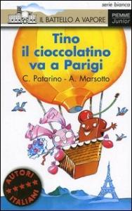 Tino il cioccolatino va a Parigi