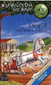 Olimpiadi nell'antica Grecia / di Mary Pope Osborne ; illustrazioni di Sal Murdocca ; traduzione di Massimo Invernizzi
