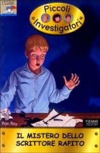 Il mistero dello scrittore rapito