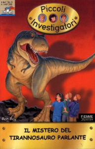 Il mistero del tirannosauro parlante