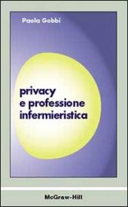 Privacy e professione infermieristica