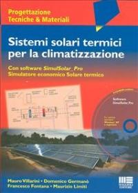 Sistemi solari termici per la climatizzazione