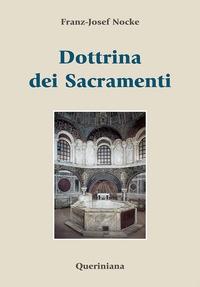 Dottrina dei sacramenti