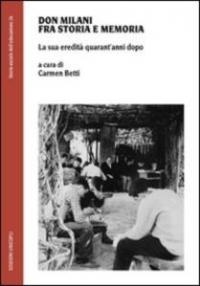 Don Milani fra storia e memoria