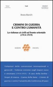 Crimini di guerra e contro l'umanità