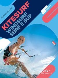 Kitesurf, windsurf, surf e sup