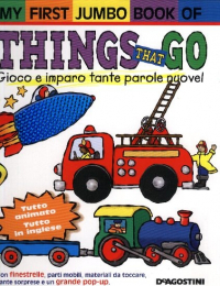 My first jumbo book of things that go