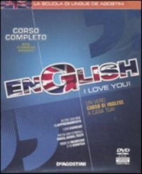English  I love you!