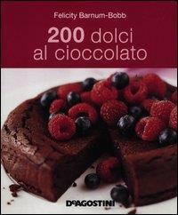 200 dolci al cioccolato