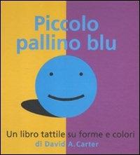 Piccolo pallino blu