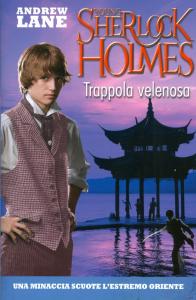Young Sherlock Holmes. [5]: Trappola velenosa