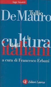 La cultura degli italiani / Tullio De Mauro