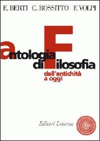 Antologia di filosofia