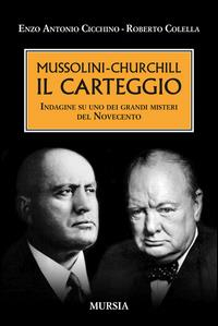 Mussolini-Churchill