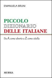 Piccolo dizionario delle italiane