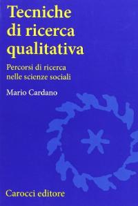 Tecniche di ricerca qualitativa