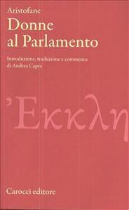 Donne al Parlamento