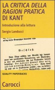 La Critica della ragion pratica di Kant