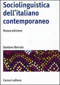 Sociolinguistica dell'italiano contemporaneo