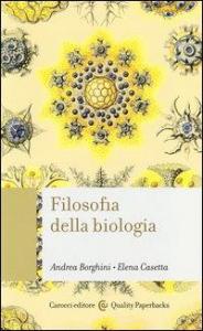 Filosofia della biologia