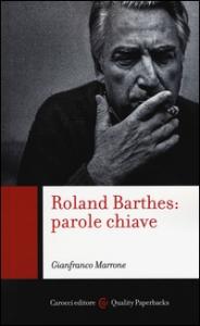 Roland Barthes: parole chiave