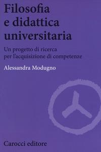 Filosofia e didattica universitaria