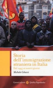 Storia dell'immigrazione straniera in Italia