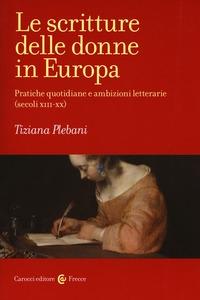 Le scritture delle donne in Europa